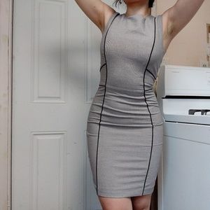 Business Casual sleeveless Lined Dress